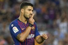 Suarez Double Sends Barcelona Past Real Madrid and Into Copa Del Rey Final