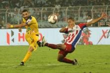 ISL 2018/19: Two-time Champions ATK Handed Opening Day Defeat by Kerala Blasters