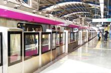 Metro Services on Delhi's Magenta Line Temporarily Halted to Rescue Bird