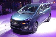 Mahindra Marazzo MPV Launched in India for Rs 9.99 Lakh, Gets 7 and 8-Seater Cabin