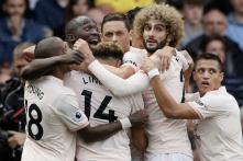 Manchester United Survive Watford Onslaught to Make Mourinho Smile