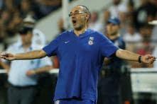 Maurizio Sarri Plays Down Pedro Injury Scare in Chelsea Win