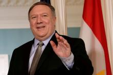 US Secy of State Mike Pompeo Discusses Indo-Pak Situation With British NSA Mark Sedwill