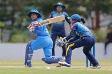 In Pics| India Vs Sri Lanka, T20 Women's Cricket Match