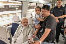 Congress Says the Reason for PM Modi's Metro Ride Was Not Traffic, He Was 'Forced'