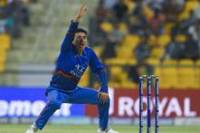 Mujeeb Ur Rahman Dropped From Afghanistan Squad for Ireland Test