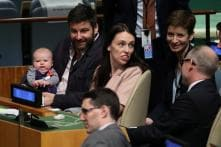 New Zealand's 'First Baby' Makes Debut at UN With Diaper Change, Peace Summit