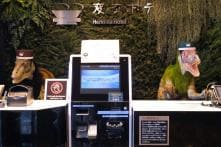 The Robotel: Welcome to The Japan Hotel Staffed by Robot Dinosaurs