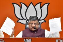 Ravi Shankar Prasad Likely to Win Patna Sahib, Says News18-IPSOS Survey