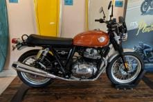 Exclusive Photos of Royal Enfield Continental GT 650 Twin