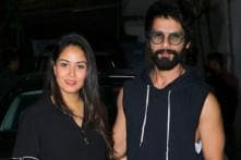 When Shahid Kapoor Took New Mother Mira Rajput Out on a Movie Date. See Pics, Videos