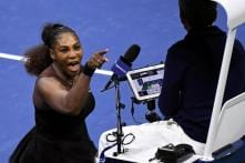 Serena Went too Far With US Open Rant, Says Roger Federer