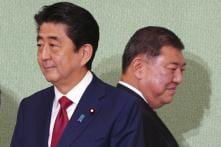 Japan's PM Shinzo Abe Wins Party's Vote, Heads For an Extended 3-Year Term
