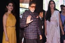 Thugs Of Hindostan Trailer Launch: Aamir Bonds With Big B
