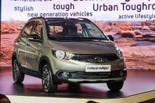Tata Tiago NRG Launched at Rs 5.5 Lakh in India, Gets SUV-Like Design
