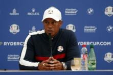 I'm One of the Reasons We Lost Ryder Cup, Says Tiger Woods