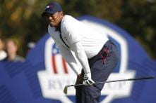 Ernie Els Expects Tiger Woods to be Presidents Cup Playing Captain