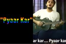 YouTuber Changed Lyrics of Bollywood Song 'Pyaar Kar' Because Love Has no Gender Anymore