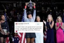 Naomi Osaka's Class Act After Winning the Historic US Open Final is Being Lauded by the Internet