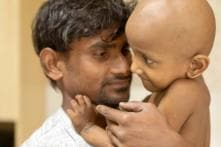 Telegu Film Backup Dancer is Desperately Trying to Raise Funds to Save 2-Year-Old Daughter Suffering From Rare Cancer
