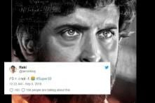 Twitter Found an Incorrect Math Equation in Hrithik Roshan's 'Super 30' Poster