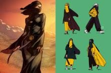 'Why That Tight Costume?' Marvel's Sexualised Niqab Superhero Gets an Appropriate Makeover