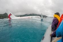 Airline Now Says 1 Missing After Incredible Water Landing in Pacific Lagoon