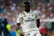 Vinicius Jr. Called into Real Madrid Squad for Espanyol Game