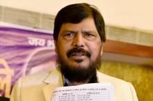Union Minister Ramdas Athawale Invites Kumaraswamy to Join Hands With BJP