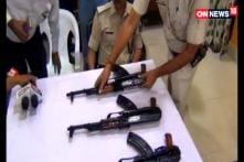 Arms Smuggler Nabbed in Bihar