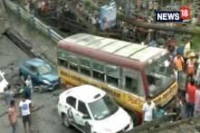 Kolkata Bridge Collapse: Mishap in West Kolkata