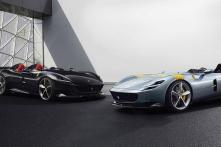 Ferrari Monza SP1 and SP2 Limited Edition Special Series Cars Unveiled