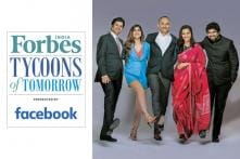 'Forbes India Tycoons of Tomorrow' to Laud India's Future Icons
