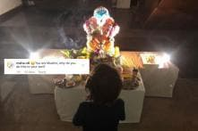 Shah Rukh Khan Gets Hateful Comments on AbRam's Photo Celebrating Ganesh Chaturthi