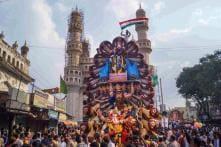 Ganesh Visarjan: Immersion of Lord Ganesha Idols Begins in Hyderabad