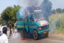 15 Devotees Injured As A Generator Explodes Near Ambaji Mata Temple