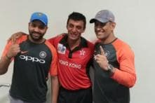 Asia Cup 2018: Indian Players Visit Hong Kong Dressing Room After Close Encounter