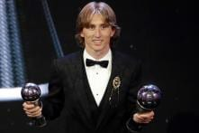 Luka Modric Wins FIFA Player of the Year to End Ronaldo-Messi Reign