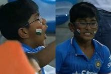 This Young Fan's Reaction to Dhoni's Duck Against Hong Kong is Everything