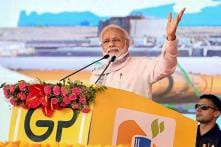 Soon, India's Economy Will Overtake That of Britain: PM Modi in Gujarat