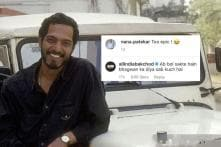 Nana Patekar Just Shared 'The Nun' Meme Made on Him and the Internet is Thrilled