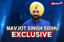 Exclusive: Navjot Singh Sidhu Speaks To CNN-News18