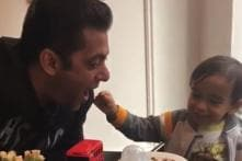 Salman Khan's Painting Date With Nephew Ahil Sharma is the Cutest Thing You'll See Today