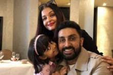 'Proud' Husband Abhishek Bachchan Can't Keep Calm As Aishwarya Receives Meryl Streep Award