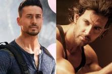 Want to be at My Best in Film With Hrithik Roshan, Says Tiger Shroff