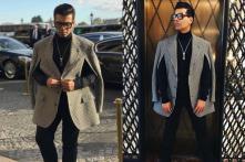 'Sholay Ka Thakur': Karan Johar Mocked for Wearing This Stylish Blazer