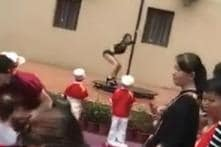 Kindergarten principal in China Fired for Allowing Pole Dance to Welcome Students