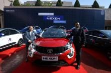 Tata Nexon Compact SUV Launched In Bangladesh for BDT 24.90 Lakh