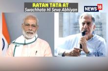 Tata Trust Is Actively Supporting 'Swachh Bharat Mission': Ratan Tata