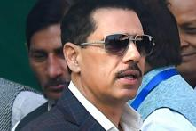Robert Vadra May Appear Before ED in Money Laundering Case on Wednesday